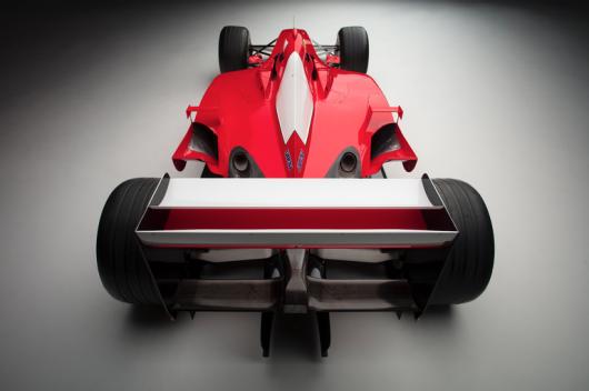 Продається болід на якій Міхаель Шумахер виграв чемпіонат Формули-1