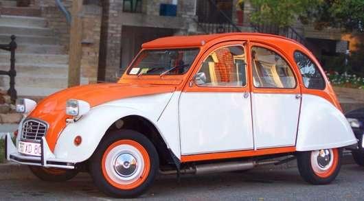 10 самих повільних автомобілів на Нюрбургринзі