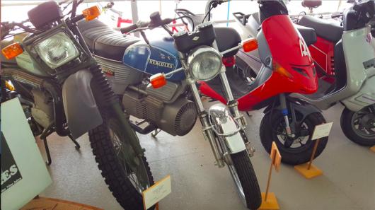 Один з небагатьох мотоциклів з роторним двигуном: Історія