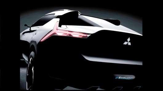 Більше подробиць про електричному Mitsubishi e-Evolution