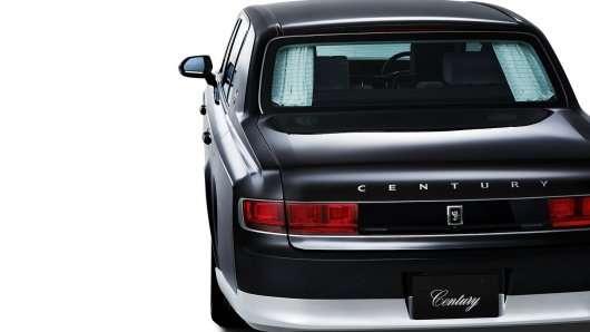 S-Class з Японії, нова Toyota Century показана перед дебютом у Токіо