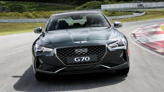 Огляд Genesis G70, всі подробиці про новинку з Кореї