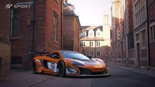 Відео: в Gran Turismo Sport буде доступно 162 автомобіля