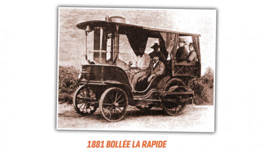 Як би виглядав Бетмобіль в XIX столітті?