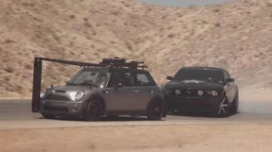 Десятка кращих автомобілів для зйомок