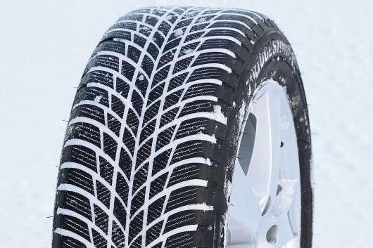 Тест зимових шин 2017 року для кросоверів: 225/55 R17