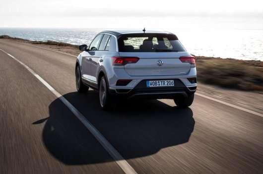 Огляд нового позашляховика 2017 Volkswagen T-Roc