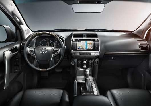 6 відмінностей рестайлінгової 2018 Toyota Land Cruiser Prado від свого попередника