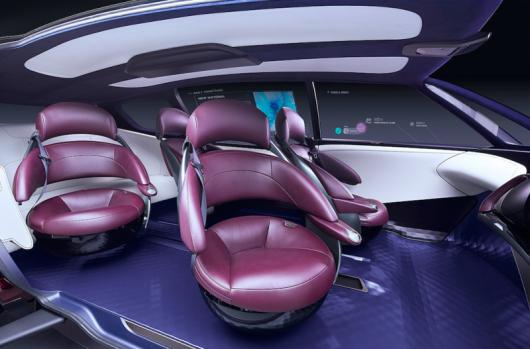 Тойота розповіла про унікальний водневому мінівені