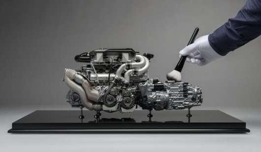 Ви можете купити двигун і трансмісію Bugatti Chiron за $9,300*