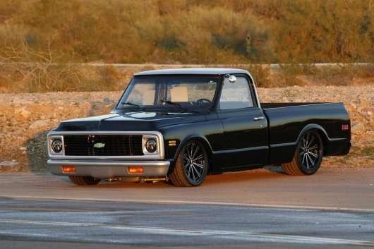 Найдорожчі кастомні пікапи Chevrolet в світі: 9 моделей