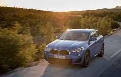 Офіційно представлений кросовер BMW X2