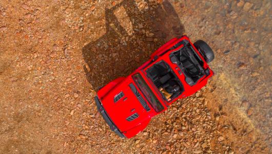 Jeep Wrangler оновився до 2018 року