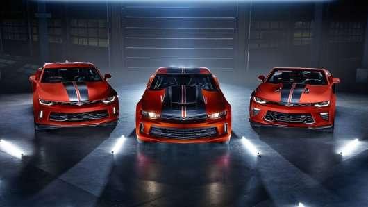 2017 SEMA Show найцікавіші автомобільні новинки