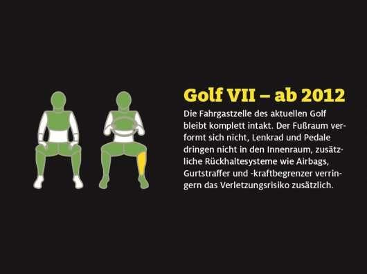 Краш-тест двох Фольксваген Гольф з різницею в 30 років
