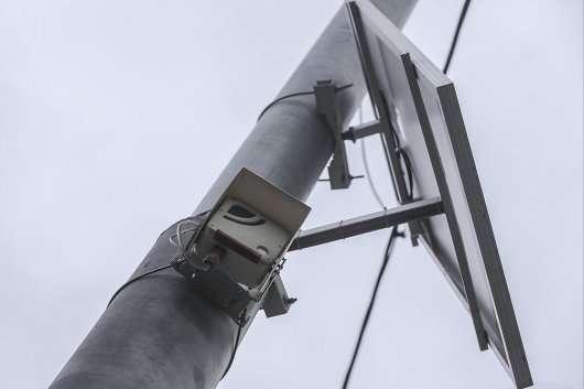 Нові непомітні камери фіксації порушень зявляться в Росії