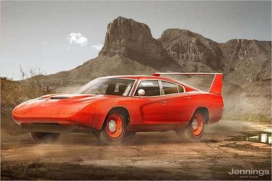 Сучасні автомобілі в класичному стилі