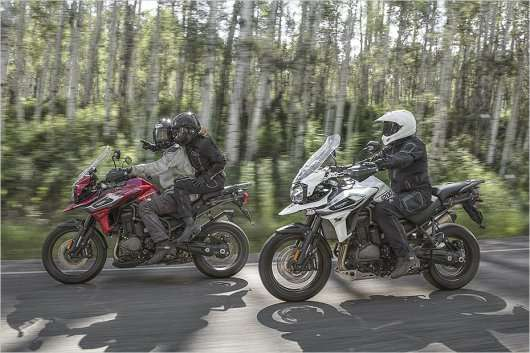 Ці нові мотоцикли будуть продаватися в 2018 році