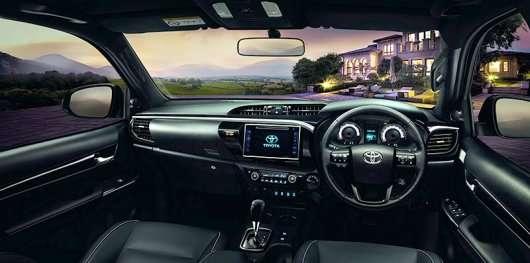 Топ 5 фактів про рестайлінгової Toyota Hilux
