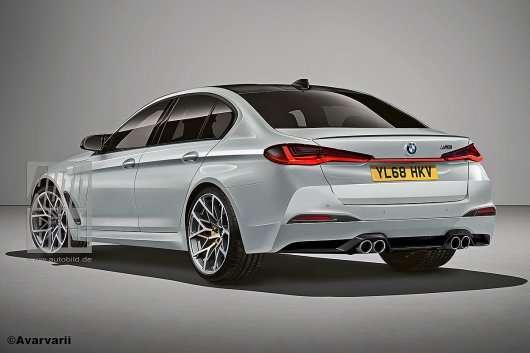 Перша інформація про новий BMW M3 2020 року