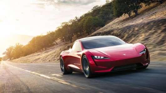 Tesla Roadster, 10 000 Нм і 2,0 секунди до 100 км/год