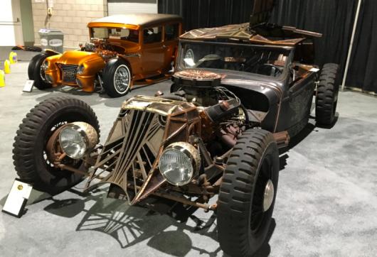 Найдивніші автомобілі на автосалоні в Лос-Анджелесі