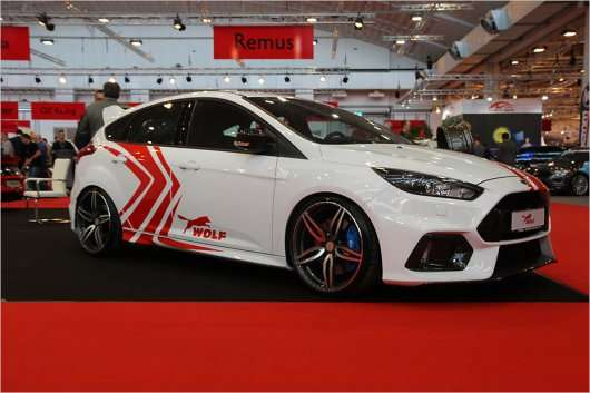 Кращий автосалон тюнінг автомобілів - Essen Motor Show 2017