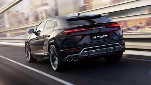 Lamborghini Urus був офіційно представлений на презентації