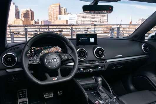 Audi S3 - той же Гольфкласс, тільки з трьома кільцями