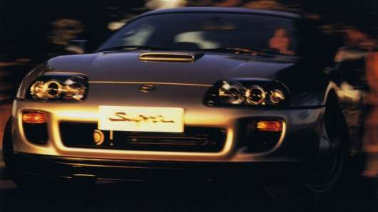 Чому Toyota Supra стала легендою