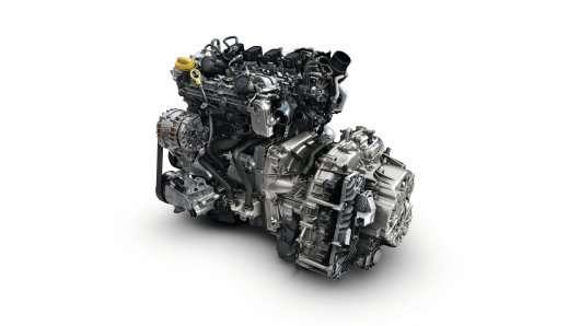 Renault представила новий бензиновий двигун