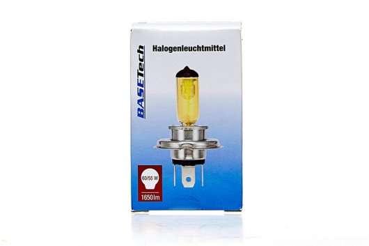 Тест галогенних ламп Н4