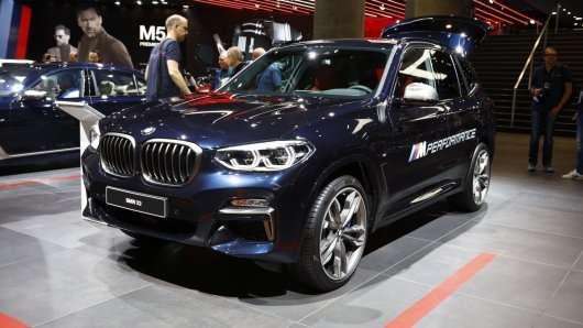 BMW показала як еволюціонував кросовер Х3