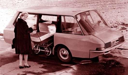 Найнезвичайніші вітчизняні автомобілі