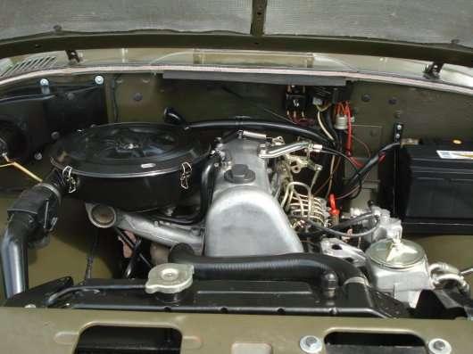 УАЗ з двигуном від Мерседес продається у Флориді