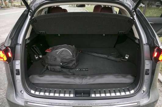 Огляд нового Lexus NX 2018 року