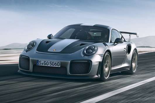Всі нові моделі Porsche до 2021 року