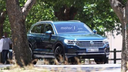 Все що відомо про 2019 Volkswagen Touareg