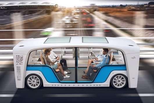 Приладові панелі автомобілів завтрашнього дня