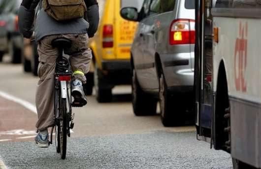В ПДР введуть правки для велосипедистів і не тільки