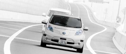 Nissan розробляє ментально керовані автомобілі
