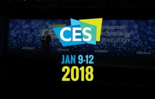 Виставка CES-2018: Огляд головних автомобільних технологій
