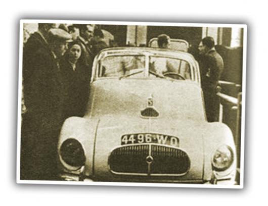 Dolo JB-10, найпотворніший автомобіль у світі