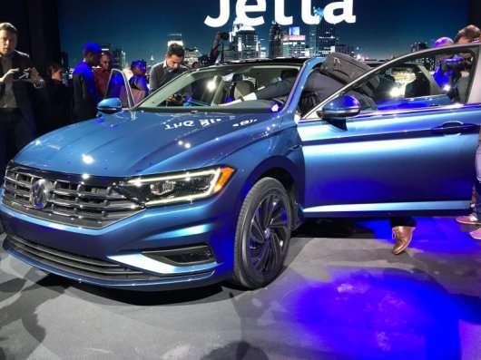 Фольксваген показав нову модель Джетта 2019 року: Топ 5 фактів
