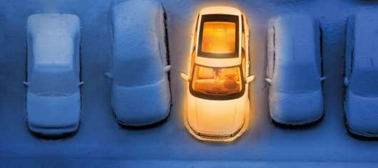 7 найкорисніших зимових опцій в автомобілях