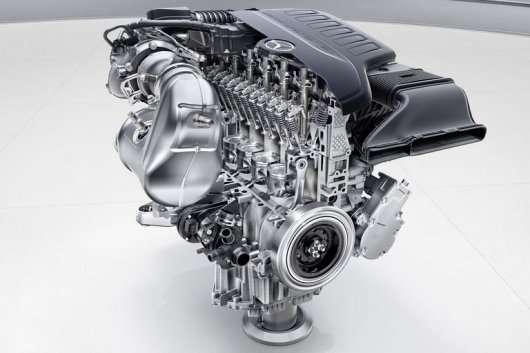 Mercedes-Benz припинить виробництво двигунів V6