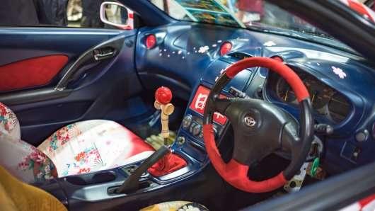 Токійський тюнінг автосалон 2018 року