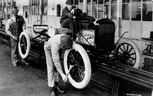 Найважливіші статистичні цифри в історії автомобілебудування
