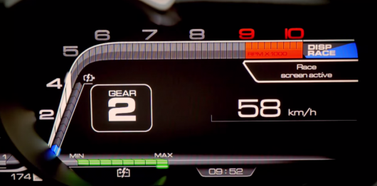 Десять самих крутих автомобільних приладових панелей