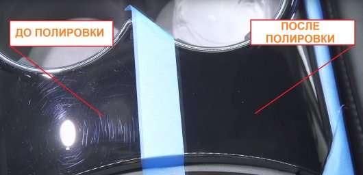 Як видалити подряпини з глянцевих поверхонь в салоні автомобіля